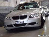 2007 BMW 320i E90 Executive Sedan 4dr Steptronic 6sp 2.0i [MY08]